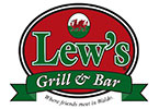 Lews Grill and Bar and Event Space Logo